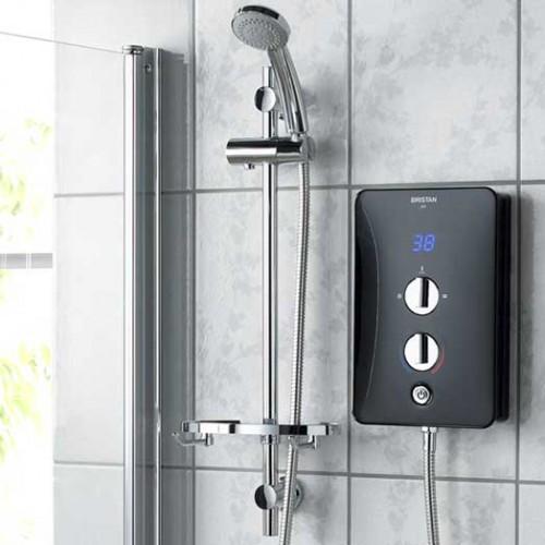 bristan joy electric showers joy and. Black Bedroom Furniture Sets. Home Design Ideas